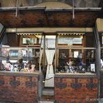 Schmuckhändler auf der Ponte Vecchio