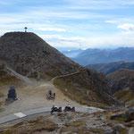 Colle dei Morti (2.481 m) / Colle della Fauniera