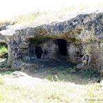"""die größten prähistorischen Feldkammergräber """"Nekropole Anghelu Ruiu"""""""