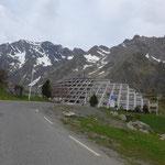 Skigebiet Engaly in den franzoesischen Pyrenaeen