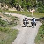 zwischen Cajigar und Puebla de Roda