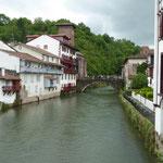 Saint-Jean-Pied-de-Port in Nouvelle-Aquitaine