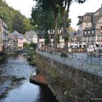 Monschau in der Eifel, die Senfstadt