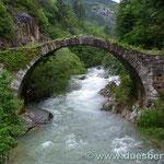 in den spanischen Pyrenäen im Valle de Roncal