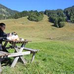 Vesper in Balderschwang