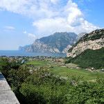 Blick auf den Lago di Garda