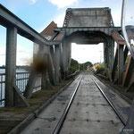 die Lindaunisbrücke über die Schlei