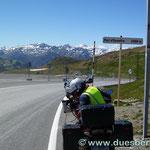 anschließende Durchfahrt direkt nach La Seu d'Urgell in Spanien