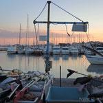 Abendstimmung in St. Maries de la Mer