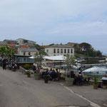 Barcaggio am Cap-Corse hoch im Norden