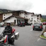 das Hotel Erika in Nauders - unsere letzte Übernachtung auf der Reise