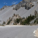 Auffahrt zum Col d'Izoard
