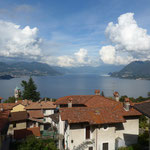 Blick auf den Laggo Maggiore