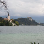 Bled in Slowenien