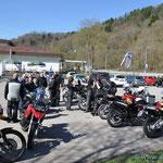 Treffen am Neckerbad in Horb