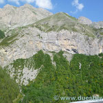 15. Tag Anfahrt auf den Col de Cayolle