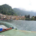 Überfahrt von Varenna nach Menaggio