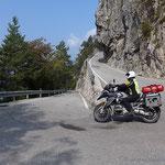 Kaiserjägersteig nach Levico Terme