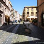 die wunderschöne Altstadt von Bosa