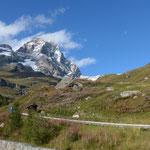 Matterhorn Südseite