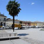 Palmanova in Italien