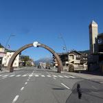 Aprica - auf der Durchreise nach Prestine