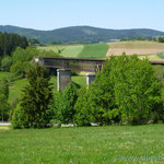 ...auch mit dem Zug ist der Bayerische Wald zu erreichen