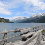 Schöner Vesperplatz am Lago da Segl