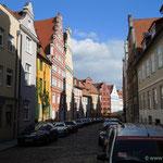 Stralsund, Altstadt