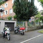 Start in Freudenstadt