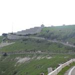 Monument für die im 1. Weltkrieg über 20.000 gefallenen Soldaten um den Monte Grappa
