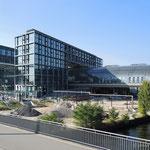 Berlin, der neue Hauptbahnhof