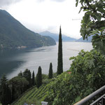 am Lago di Lugano