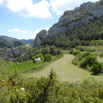 in der Serra de Cal Mestre
