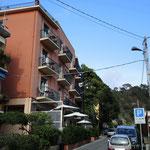 das Hotel-Carla in Levanto