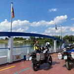 Donaufähre von Stephansposching nach Mariaposching