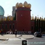 12. Tag   das Dali-Museum in Figueres
