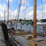 Greifswald, der historische Hafen