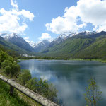 Lac de Génos-Loudenvielle in Génos