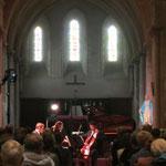 Le Trio Dali à Vierville-sur-Mer
