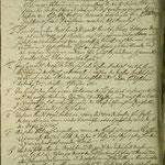 Stettin, St. Nikolai: Kontrakt vom. 27. Februar 1761 mit Migend & Marx, S. 1