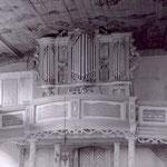 Altwriezen, Orgel von Ernst Marx d. Ä. mit Substanzanteilen der Wagner-Orgel