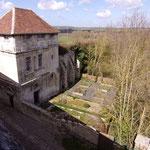 Château de Picquigny, le pavillon Sévigné