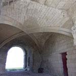 Château de Picquigny, le passage voûté