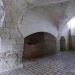 Château de Picquigny, l'ancienne cuisine