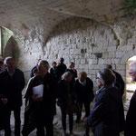 Château de Picquigny, visite de la VMF (Vieilles Maisons Françaises) avril 2015
