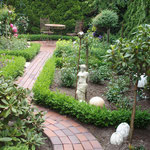 Gartenidylle in Veenhusen, Moormerland