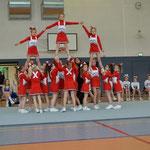 Cheerleader Pirates