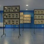 L'exposition de cartes postales