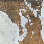 Combinatie Stuctechniek en Corrosie imitatie